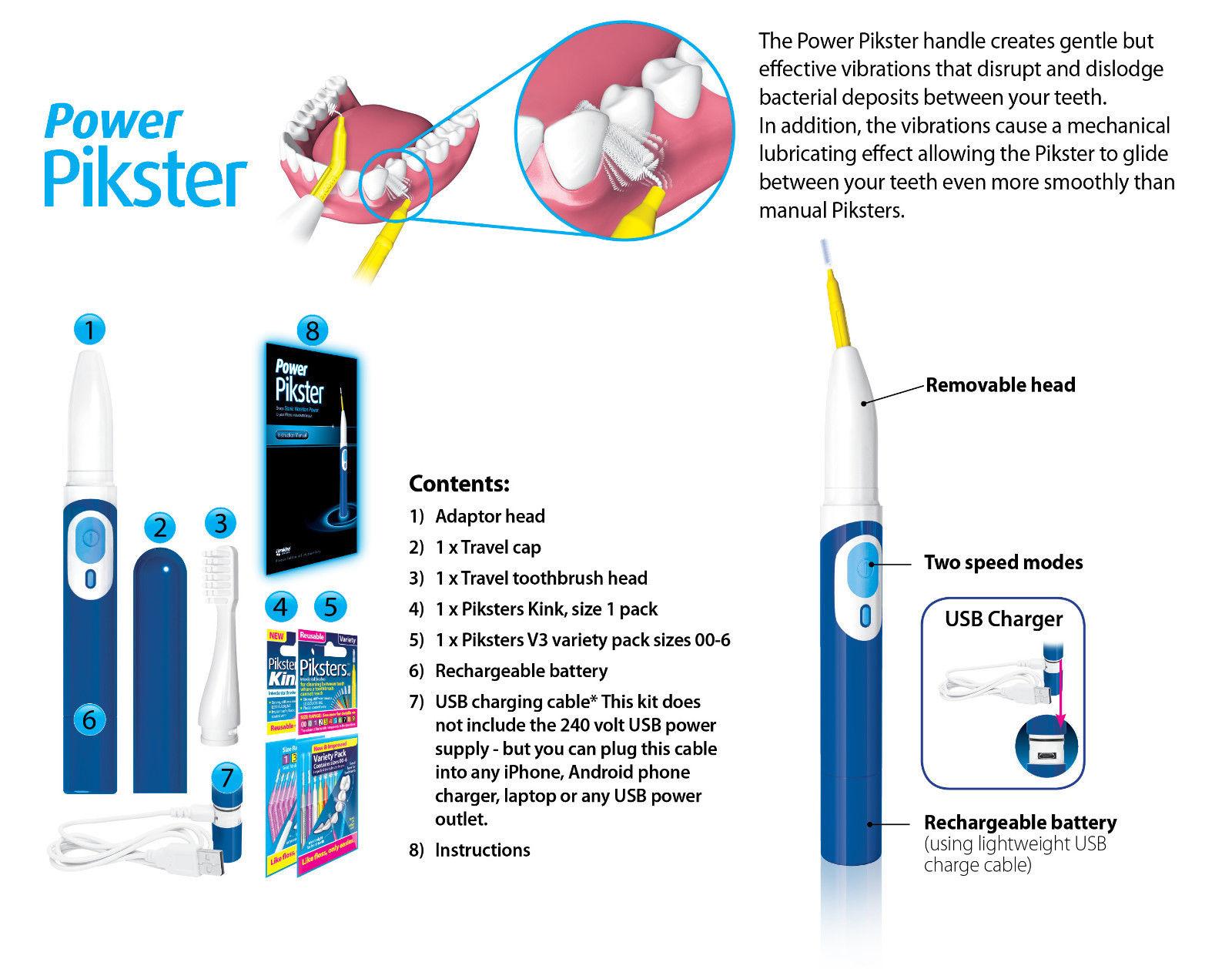 Power pikster info